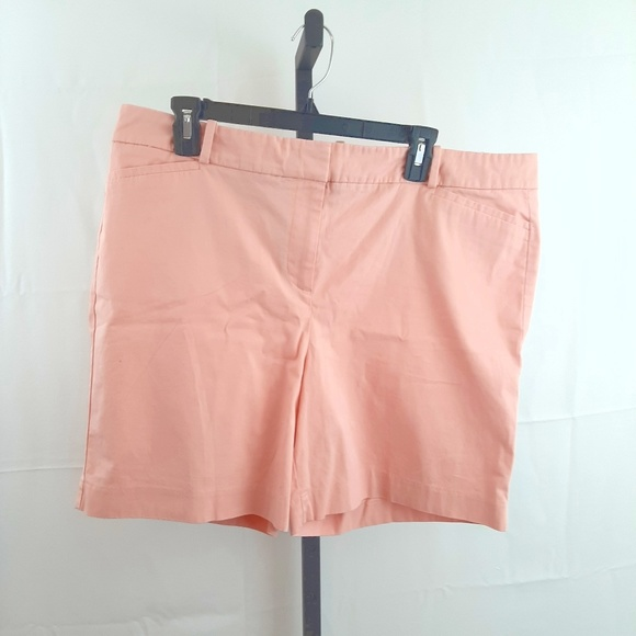 Talbots Pants - Talbots light pink shorts size 16